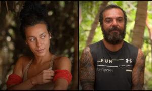 Ξέσπασμα Τριαντάφυλλου στο Survivor: «Ήθελαν να εξοντώσουν εμένα και την Μαριάνθη» (vid)