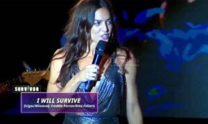 Survivor - Καρολίνα Ζακλίν Καλύβα: Το «Koρμί» φόρεσε το πιο μικροσκοπικό φόρεμα στην πίστα - (vids & pics)