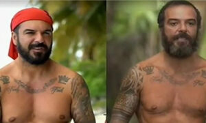 Survivor: Πώς ήταν και πώς έγιναν οι παίκτες, «μαραμένος ο Τριαντάφυλλος» (vid)