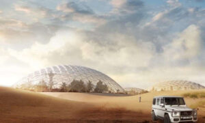 Η πρώτη πόλη του Άρη βρίσκεται ήδη στα σκαριά