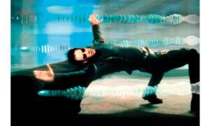 22 χρόνια The Matrix, 22 behind the scenes φωτογραφίες