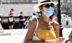 Σαρηγιάννης: Καλοκαίρι με πολύ καλή επιδημιολογική εικόνα – Από Νοέμβρη το πέταγμα της μάσκας
