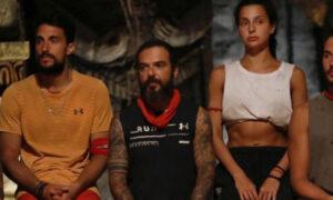 Survivor: Για 8η φορά στον... τάκο ο Τριαντάφυλλος