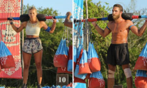 Survivor: Σάλος στα social media για τη δοκιμασία με τα κιλά στους ώμους - «Αυτά είναι βασανιστήρια!»