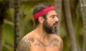 Survivor: Είναι γεγονός, ο Τριαντάφυλλος «έσπασε» το ρεκόρ του Ντάνου (vid)