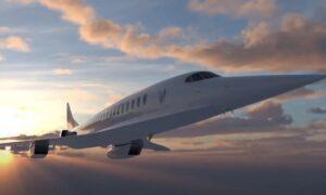 Boom Supersonic: Η εταιρεία που σχεδιάζει 4ωρες υπερηχητικές πτήσεις με μόλις 100 ευρώ - Λονδίνο-Ν.Υόρκη σε 3 ώρες