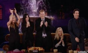 To «Friends: The Reunion» θα προβληθεί και στην Ελλάδα από αύριο: Κανάλια και ώρα (vid)