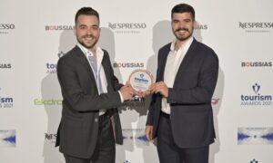Loguers: Bronze βραβείο στη κατηγορία Hotel Sales στα Βραβεία Τουρισμού 2021