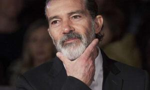 Antonio Banderas: Στη Θεσσαλονίκη για γυρίσματα ταινίας