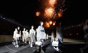 Dior στο Καλλιμάρμαρο: Με «άρωμα» Ελλάδας η επίδειξη - Δείτε φωτογραφίες από τη φαντασμαγορική βραδιά