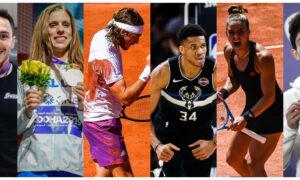 Ο Στέφανος Τσιτσιπάς και εκείνοι που δημιουργούν νέα πρότυπα στον ελληνικό αθλητισμό