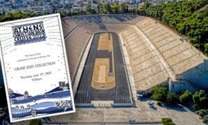 Επίδειξη Dior στο Καλλιμάρμαρο: «Kallos» και «Phos» live από την Αθήνα σε όλο τον κόσμο