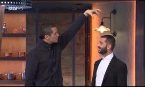Παίκτρια του Celebrity Game Night είπε πως οι Κουτσόπουλος και Κοντιζάς είναι συγγραφείς (vid)