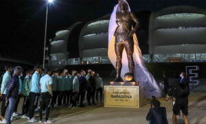 Copa America: Το συγκλονιστικό αφιέρωμα στον Ντιέγκο Μαραντόνα