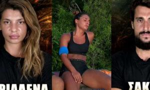 Survivor: Η Μαριαλένα έπαιξε με πυρετό και κέρδισε - Πρώτος ο Σάκης στον αγώνα κατάταξης