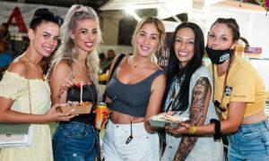 Χιλιάδες επισκέπτες στο Street Food Festival Chania!