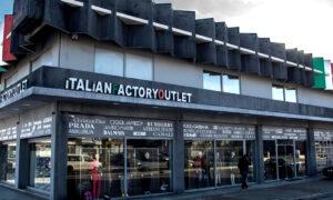 Το Italian Factory Outlet γιορτάζει 10 χρόνια παρουσίας!