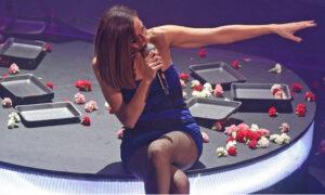 Δέσποινα Βανδή: Η πρώτη της εμφάνιση στην πίστα μετά το διαζύγιο και το τραγούδι-μήνυμα