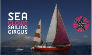 Το Sea Clown Sailing Circus «ανοίγει  πανιά» για το Φεστιβάλ Κρουστών Ρεθύμνου