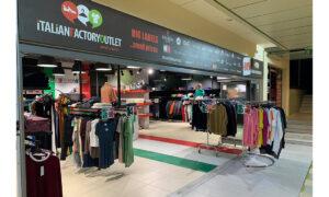 Italian Factory Outlet: Άνοιξε και το κατάστημα του Πλατανιά