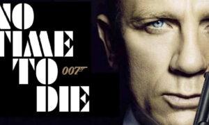«No Time To Die»: Παγκόσμια πρεμιέρα για τη νέα ταινία του Τζέιμς Μποντ τον Σεπτέμβριο