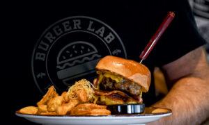 Το Burger Lab θα είναι στο Street Food Festival Heraklion!