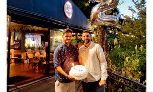 The Jar cafe: Happy 2nd birthday!