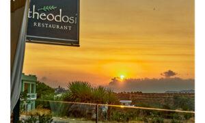 Theodosi Restaurant: More than a sunset!