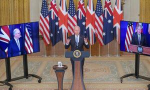AUKUS: ΗΠΑ, Βρετανία και Αυστραλία δημιουργούν ένα μικρό ΝΑΤΟ - Έρχεται νέος «Ψυχρός Πόλεμος» με την Κίνα