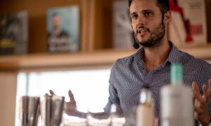 "Interview: Alex Finos - ""Οι Έλληνες είναι leaders στην παγκόσμια bartending σκηνή"""