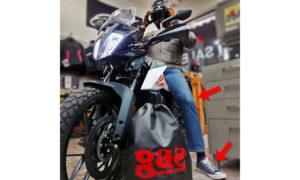 Για αυτή τη μια φορά - by GAS Motosport Culture